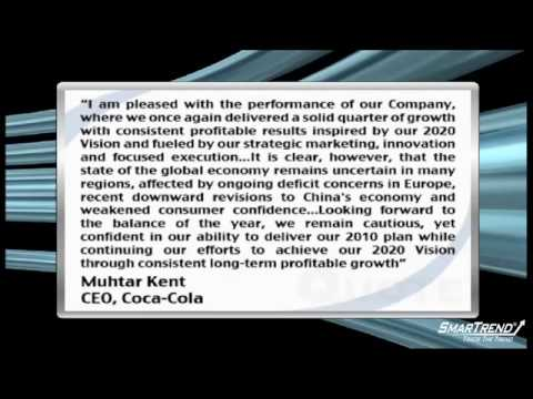 Coca-Cola Tops Q2 EPS Estimates, Remains