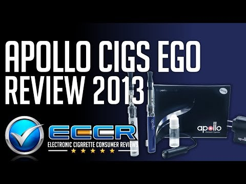 In-Depth Apollo Ego E-Cigarette Review - Unbiased Electronic Cigarette Consumer Reviews