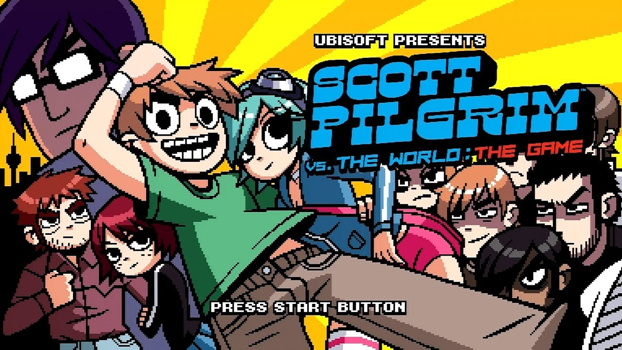 Anamanaguchi - Scott Pilgrim Vs the World: The Game ...
