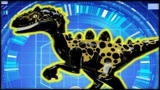 LEGO Jurassic World - The IndoRaptor from Fallen Kingdom