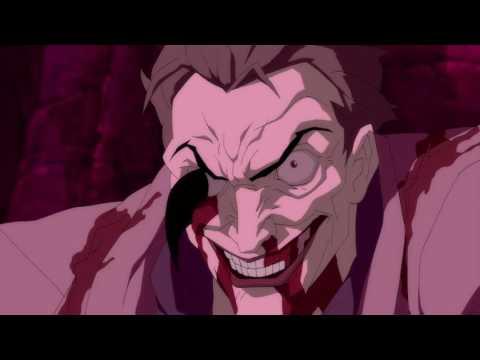 Batman Kills Joker   The Dark Knight Returns