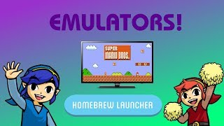 How to GET Emulators on Wii U! [2018] [5.5.2]