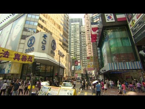 What's the difference between Hong Kong and mainland China?