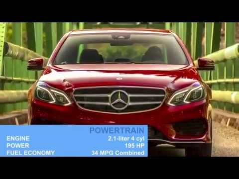 2014 Mercedes-Benz E-Class Sedan Video Review