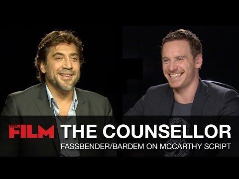 Michael Fassbender & Javier Bardem on The Counsellor's 'difficult' Cormac McCarthy script