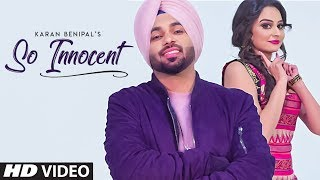 So Innocent: Karan Benipal, Harpreet Hans (Full Song) Jinxy | Bunty Bhullar | Latest Punjabi Songs