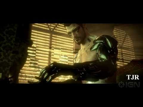 DEUS EX HUMAN REVOLUTION MUSIC VIDEO