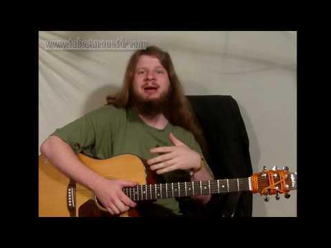 Cours De Guitare Gratuit : Comment Lire Une Tablature - Partie 1 : Qu'est Ce Qu'une Tablature ?