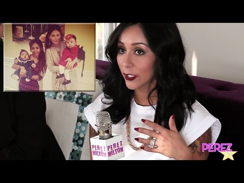 EXCLUSIVE! Snooki & JWoww Dish On Babies, Motherhood & More!