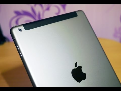 watch Ipad Air video