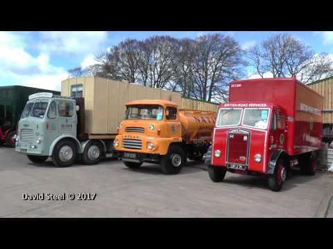 Kirkby Stephen Classic Commercial Vehicle Rally Easter Saturday 2017