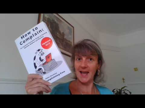 David Mcclelland review of How to Complain: The Essential Consumer Guide