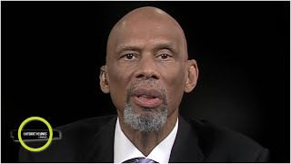 Kareem Abdul-Jabbar on the evolution of the big man, his documentary and Kobe Bryant's death | OTL