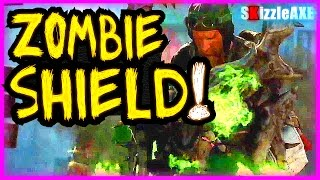 GOROD KROVI FULL ZOMBIE SHIELD TUTORIAL, ALL SHIELD PARTS LOCATION GUIDE (New BO3 Zombies DLC 3 Map)