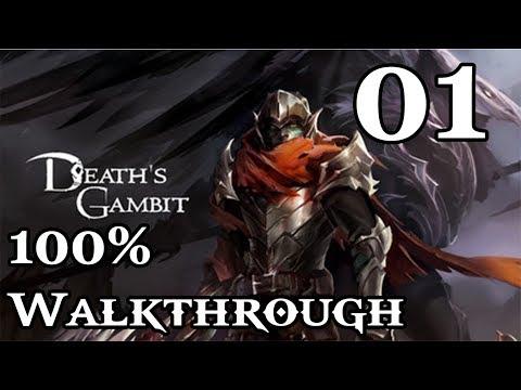 Death's Gambit - Walkthrough Part 1: Gaian's Cradle