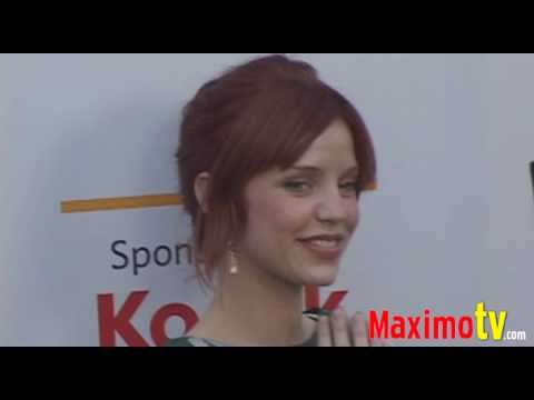 KELLI GARNER at 'Taking Woodstock' Premiere August 4, 2009 Video