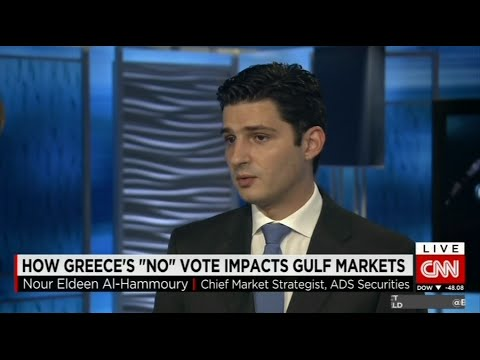 CNN Interview on Greece, Iran and oil 06/07/2015