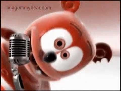 download lagu THE RED GUMMY BEAR SONG gratis