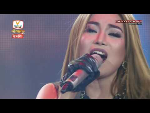 The Voice Cambodia - San Sreylai - Live Show Final 19 June 2016