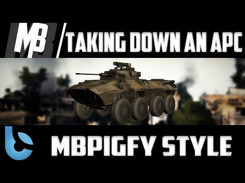 How To Take Down An APC MBPify Style! (BFP4F Random Footage)