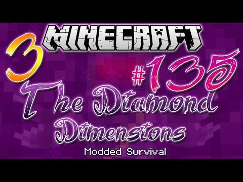 SEASON 3 BEGINS Diamond Dimensions Modded Survival #135 Minecraft