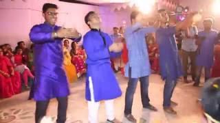 Holud Dance - Dhakar Pola