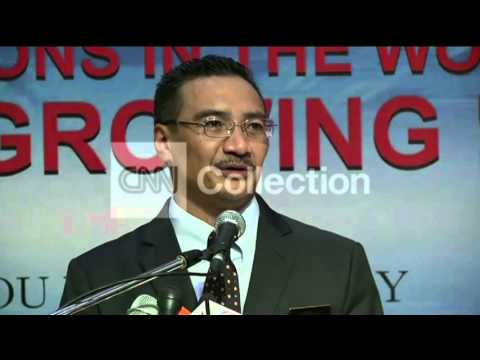 MALAYSIA: MH370 - NARROWING THE SEARCH