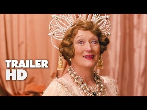 Florence Foster Jenkins - Official Film Trailer 2016 - Meryl Streep Movie HD