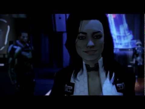 ME3 How To Save Miranda Lawson (How to Get the M-99 Saber Included)