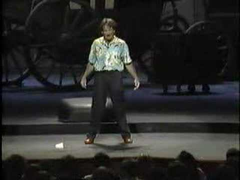 Robin Williams - Live At The Met - Cocaine Video