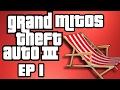 GTA III Mito #1: Playa Abandonada