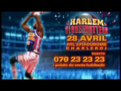 Pub Tv Harlem Globe trotters