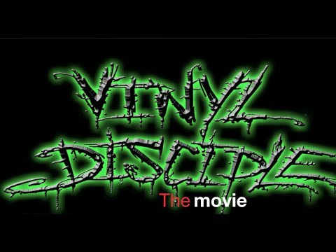 DJ Swamp presents Vinyl Disciple the movie