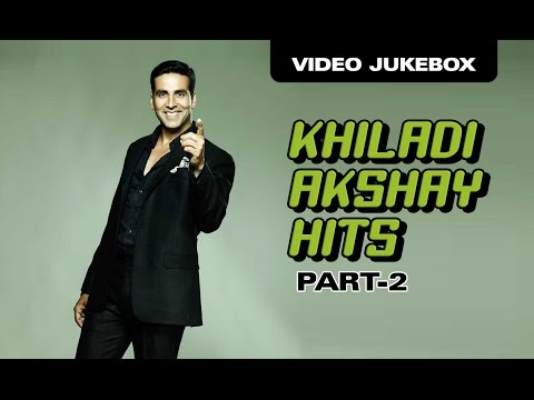Khiladi Akshay Hits - Jukebox 2 - Bollywood Superhit Full Songs