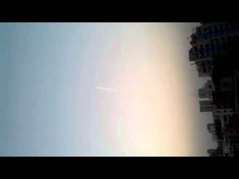 Bangladesh air rocket