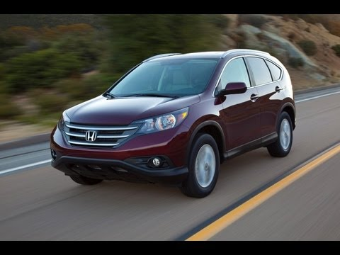 Honda CR-V SUV Review | Edmunds.com