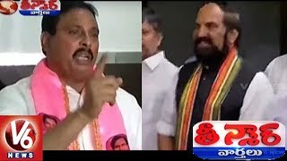 Danam Nagender Challenges PCC Chief Uttam Kumar Reddy | Teenmaar News