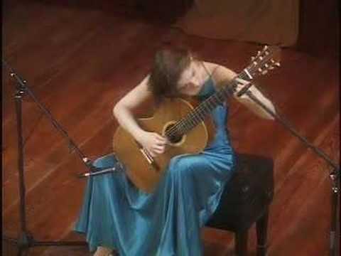 Ana Vidovic - Sonatina Meridional, Campo. (Manuel Ponce)