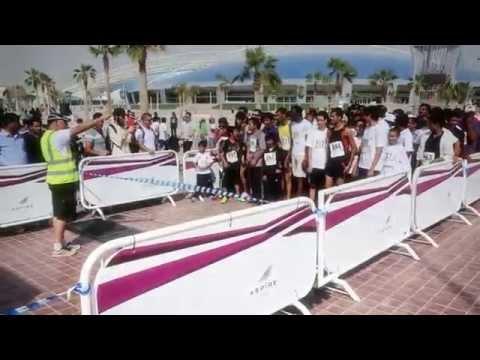 Qatar National Sports Day Aspire #QNSD_Aspire