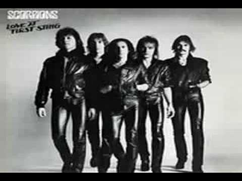 Scorpions - Youre Lovin Me To Death