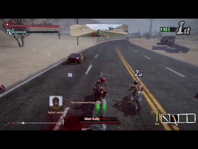 Руководство запуска: Road Redemption по сети