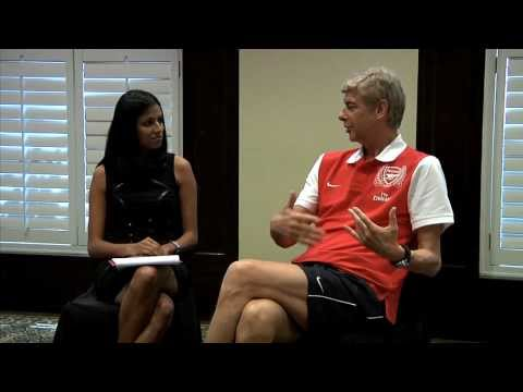 Arsene Wenger Part 3