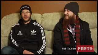 KILLSWITCH ENGAGE - Adam D and Joel (interview)