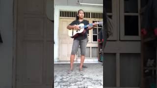 Cover akustik - Lagu Untuk Sebuah Nama - Ebiet G. Ade
