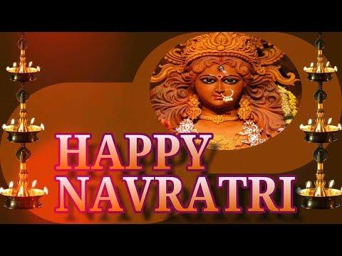 Happy Navaratri #whatsapp status #Navratri #Durga #Durgabhajan #song# MaaDurga Status 2018
