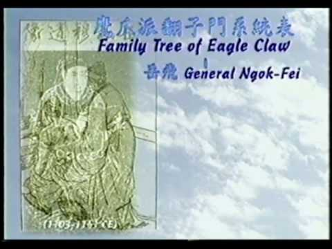Lily Lau Eagle Claw Kung Fu - 72 Joint Locks Part 1.mov - 
