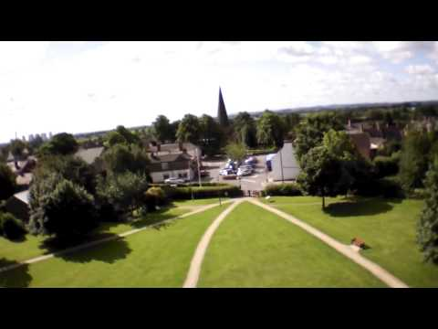 Video Quality Test - Parrot AR Drone 2.0 - MP4 v's MOV