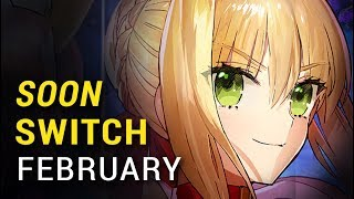 13 Upcoming Switch Games of February 2019 | whatoplay