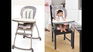 Ingenuity Trio 3-in-1 High Chair baby / toddler Seat