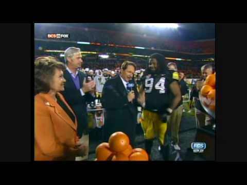 10 Iowa defeated ACC-Champion #9 Georgia Tech to get a BCS win in the 2010 Orange Bowl.